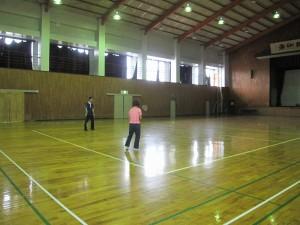 赤池体育館11
